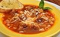 Mmm... meatball soup (6170168515).jpg
