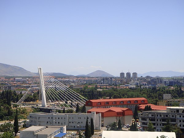 Pictures of Podgorica