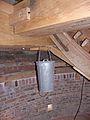 Molen De Korenbloem, Kortgene bovenwiel vlaamse vang met stut wateremmer.jpg