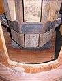 Molen Kilsdonkse molen, Dinther, koningsspil onderzijde.jpg
