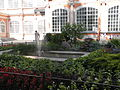 Monastere alexandre nevski jardin .JPG