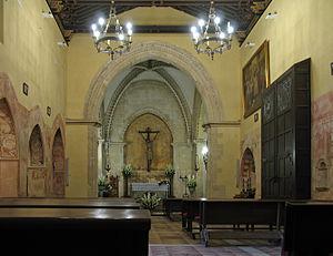La Rábida Friary - The church