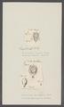 Monoculus charon - - Print - Iconographia Zoologica - Special Collections University of Amsterdam - UBAINV0274 100 03 0009.tif