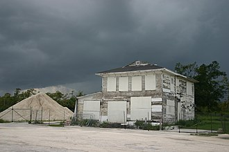 National Register of Historic Places listings in Collier County, Florida - Image: Monroe Station Building