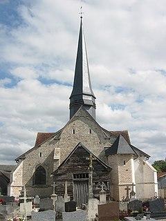 Montmorency-Beaufort Commune in Grand Est, France