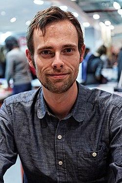 Montreuil - Salon du livre jeunesse 2012 - Ransom Riggs - 002.jpg