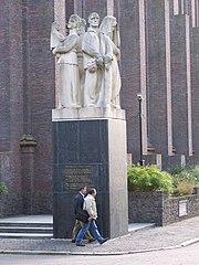 Monument voor het gevallen spoorwegpersoneel