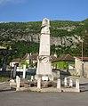 Monument morts St Benoît Groslée St Benoît 2.jpg