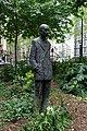 Monument to François Mauriac @ Place Alphonse Deville @ Paris (33894723752).jpg