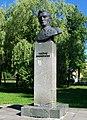 Monument to Smuskevicius, Rokiskis.JPG