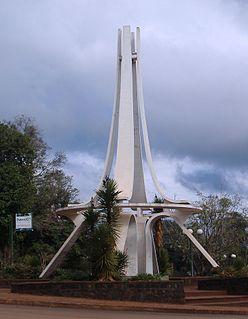 Oberá City in Misiones, Argentina