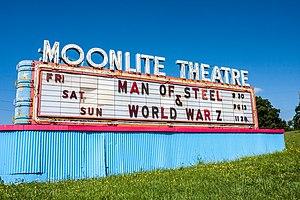Moonlite Theatre - Moonlight Theatre, July 2013