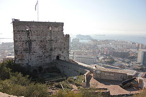 Moorish Castle, Gibraltar.JPG