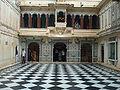 Mor chowk, City Palace, Udaipur.jpg