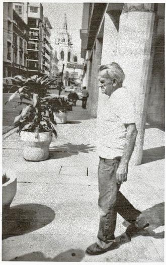 Moritz Thomsen - Thomsen in Ecuador circa 1990