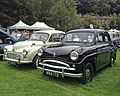 Morris Minor and Standard Super 10 (28213606374).jpg