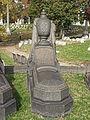 Morrison (Mary Jane Fitzsimmons), Allegheny Cemetery, 2015-10-27, 01.jpg