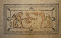 Mosaic with griffins in Museo archeologico nazionale (Taranto).jpg