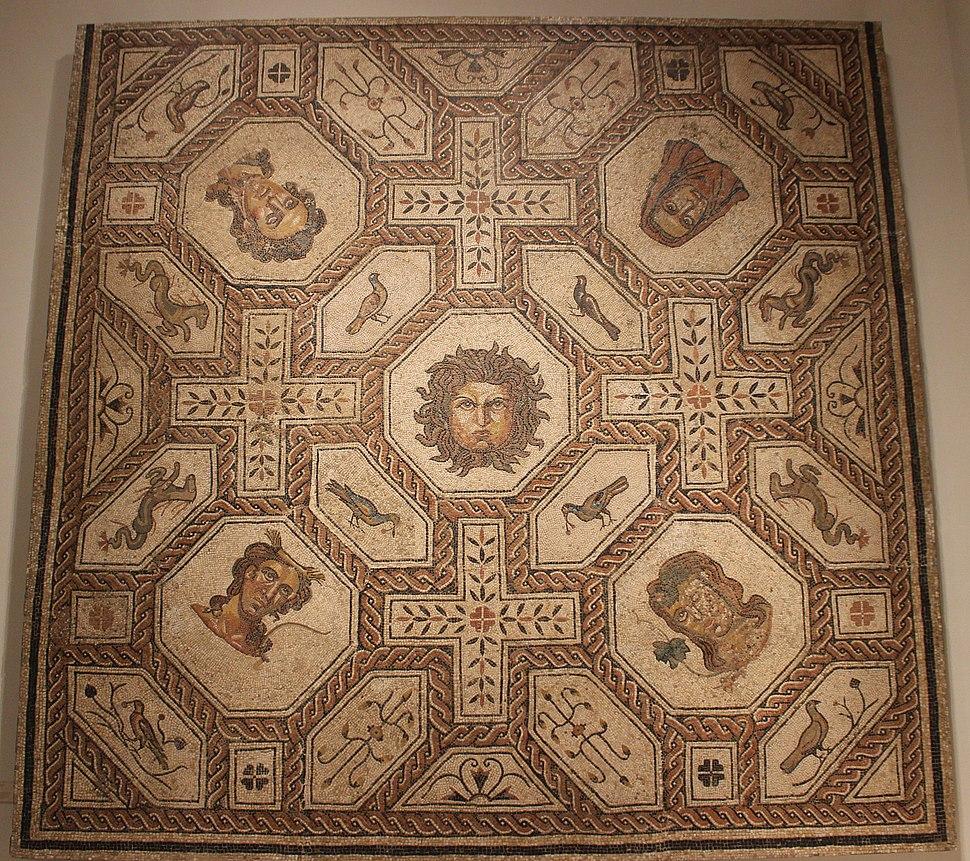 Mosaico Medusa M.A.N. 01