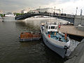 Moscow, boat by Lu Bridge (2).jpg