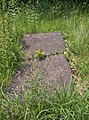 Moses Coulter Tombstone, Bethany Cemetery, 2015-06-11, 02.jpg