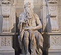 Moses by Michelangelo (6848903720).jpg