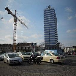 Portsmouthplatz in Duisburg