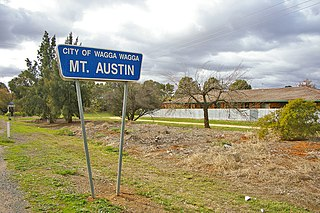 Mount Austin, New South Wales Suburb of Wagga Wagga, New South Wales, Australia
