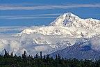 Park Narodowy Denali, Alaska, USA - Widok na piesk