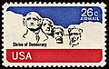 Mount Rushmore airmail 26c 1974 issue.JPG