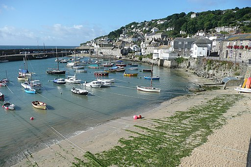 Mousehole Harbour (4819279604)
