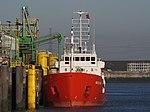 Mozart (ship, 2000) - IMO 9174086 on the Schelde river.JPG