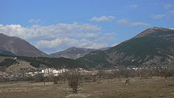 Skyline of Maglizh