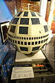 Multibeam Feed Array - Intel 229 - model Spacecraft Reconfigurable Multibeam Antenna Feed Network, Ford Aerospace & Communications Corporation, March 1986 - National Electronics Museum - DSC00547.JPG