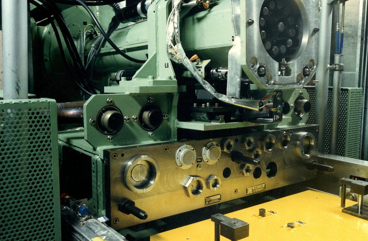 Intake Air Temperature Sensor >> Engine test stand - Wikipedia