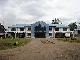 Lantapan, Bukidnon - Municipal hall