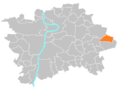 Municipal district Prague Klánovice.png