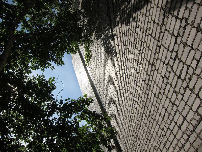 Mur et le soleil