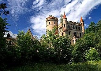 Sudogodsky District - Remains of Muromtsevo Estate
