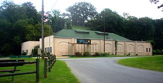 Muscle Shoals Sound Studio - The new facilities, now the home of Cypress Moon Studios