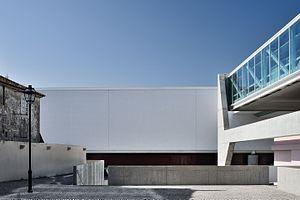 Paulo Mendes da Rocha - Image: Museu dos Coches 2