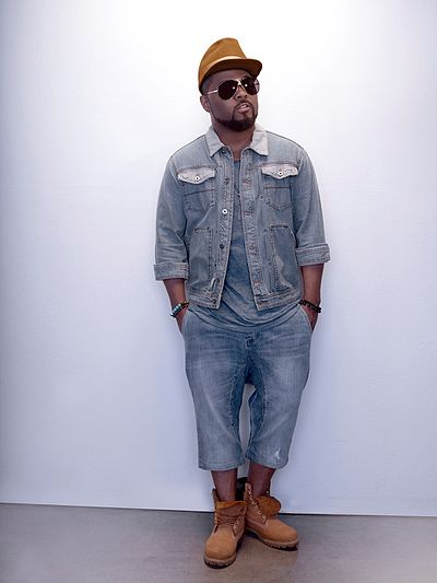 Picture of a band or musician: Musiq