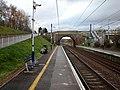 Musselburgh railway station, East Lothian - view towards North Berwick.jpg