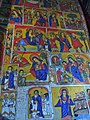 Muurschilderingen in een kerk aan het Tanameer in Ethiopië (6821424261).jpg