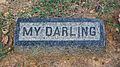 My darling - Glenwood Cemetery - 2014-09-14.jpg