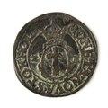 Mynt av silver. 2 öre. 1573 - Skoklosters slott - 109032.tif