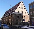 Nürnberg Schlotfegergasse Kornhaus der Deutschordenskommende.jpg