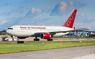 Omni Air International airline in the United States
