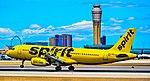 N607NK Spirit Airlines Airbus A320-232 s n 4595 (42194578654).jpg