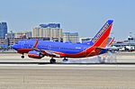 N932WN Southwest Airlines 2009 Boeing 737-7H4(WL) - cn 36639 - ln 2837 (14269616406).jpg